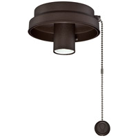Fanimation F6OB Fitters 1 Light Oil-Rubbed Bronze Fan Light Kit