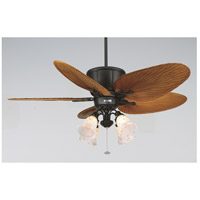 Fanimation Traditional Fitter Fan Light Kit in Black F404BL
