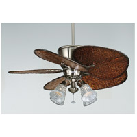 Fanimation Traditional Fitter Fan Light Kit in Pewter F404PW