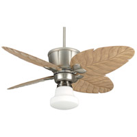 Fanimation Sandella Fan Motor and Up-Light Only in Satin Nickel FP1820SN