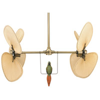 Fanimation Palisade Parrot and Perch Fan Accessory in Parrot/Green/Red P38