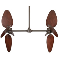 Palisade 68 inch Oil-Rubbed Bronze Ceiling Fan, Motor Only