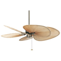 Islander 80 inch Antique Brass Ceiling Fan in 110 Volts, Motor Only