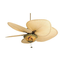 Fanimation Bowl Fitter Fan Light Kit in Antique Brass F423AB