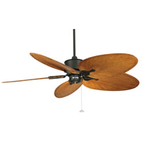 Fanimation Islander Fan Motor Only in Black 220v FP320BL-220