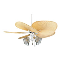 Fanimation Islander Fan Motor Only in Matte White FP320MW1
