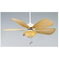 Fanimation Bowl Fitter Fan Light Kit in Matte White F423MW