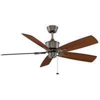 Islander 80 inch Pewter Ceiling Fan in 220 Volts, Motor Only