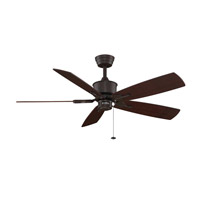 Islander 80 inch Rust Ceiling Fan in 110 Volts, Motor Only