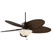 Fanimation ISD4A Bamboo Antique 22 inch Set of 5 Fan Blades alternative photo thumbnail