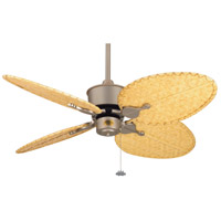 Fanimation Islander Fan Motor Only in Satin Nickel FP320SN alternative photo thumbnail