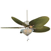 Fanimation Light Kit Glass Fan Accessory in Tropical Bowl G210
