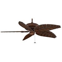 Fanimation FP4320TS1-220 Belleria 15 inch Tortoise Shell Ceiling Fan in 220 Volts, Motor Only photo thumbnail
