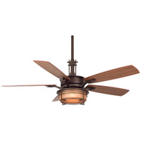 Fanimation Andover Indoor Ceiling Fan in Oil-Rubbed Bronze with Cherry/Walnut Blades FP5220OB alternative photo thumbnail