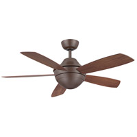 Fanimation Celano Indoor Ceiling Fan in Oil-Rubbed Bronze with Wanut Blades FP5420OB photo thumbnail