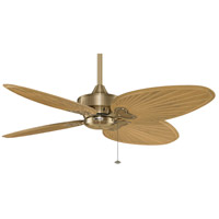 Fanimation Windpointe Fan Motor Only in Antique Brass FP7410AB