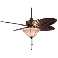 Fanimation Bowl Fitter Fan Light Kit in Oil-Rubbed Bronze F423OB alternative photo thumbnail