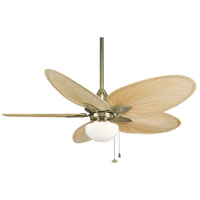 Fanimation Low Profile Fan Light Kit in Antique Brass LKLP101AB