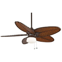 Fanimation Low Profile Fan Light Kit in Rust LKLP102RS