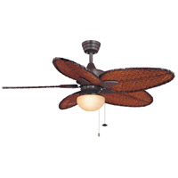 Fanimation Low Profile Fan Light Kit in Rust LKLP111ARS
