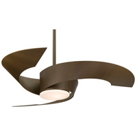 Torto 52 inch Oil-Rubbed Bronze with Oil -Rubbed Bronze Blades Ceiling Fan