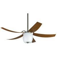 Fanimation Mariano Indoor Ceiling Fan in Pewter with Cherry Blades 220v FP7930PWW-220