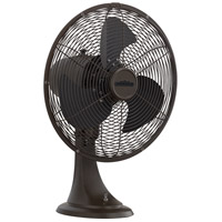 Portbrook Oil-Rubbed Bronze 20 inch Portable Fan