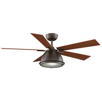 Fanimation Breckenfield Indoor Ceiling Fan in Oil-Rubbed Bronze with Walnut Blades FP7951OB