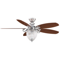 Fanimation Stonehill Indoor Ceiling Fan in Chrome with Cherry/Walnut Blades FP7953CH alternative photo thumbnail