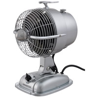 Urbanjet Sonic Silver 12 inch Table Fan