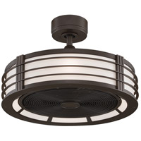 Fanimation Beckwith 4 Light Indoor Ceiling Fan in Oil-Rubbed Bronze FP7964OB