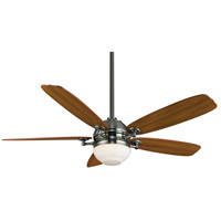 Fanimation Akira Indoor Ceiling Fan in Pewter with Cherry/Walut Blades FP8000PW alternative photo thumbnail