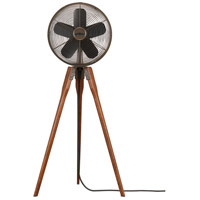 Fanimation Arden Pedestal Fan in Oil-Rubbed Bronze 220v FP8014OB-220