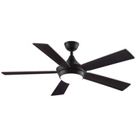 Celano V2 54 inch Dark Bronze with Cherry/Dark Walnut Blades Ceiling Fan