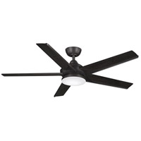 Fanimation FPD6228DZ Subtle 56 56 inch Dark Bronze Indoor/Outdoor Ceiling Fan