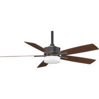 Fanimation Landan Indoor Ceiling Fan in Bronze Accent with Cherry/Walnut Blades FPD8087BA alternative photo thumbnail