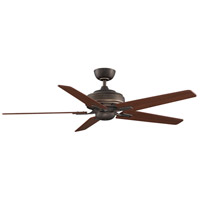 Fanimation Keistone Indoor Ceiling Fan in Bronze Accent FPD8088BA-NL