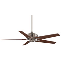 Fanimation Keistone Indoor Ceiling Fan in Pewter FPD8088PW-NL