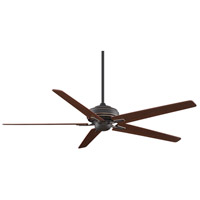 Fanimation Keistone Indoor Ceiling Fan in Bronze Accent FPD8089BA-NL