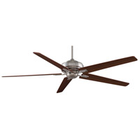 Fanimation Keistone Indoor Ceiling Fan in Pewter FPD8089PW-NL