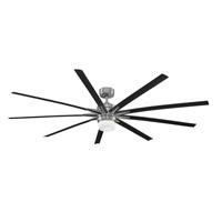 Fanimation FPD8148BN-220 Odyn 84 inch Brushed Nickel Ceiling Fan
