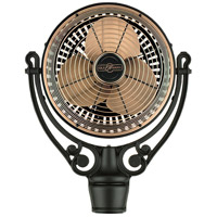 Old Havana Antique Copper Fan Motor, Base and Wall Mount Sold Separately