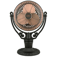Fanimation Old Havana Floor/Desk Base Fan Accessory in Black FPH41BL