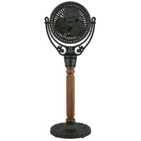 Fanimation Old Havana Pedestal Column Fan Accessory in Cherry Wood FPH70CP alternative photo thumbnail
