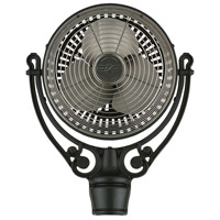 Fanimation Old Havana Fan Motor Only in Pewter FPH210PW