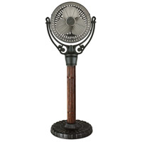 Fanimation Old Havana Pedestal Column Fan Accessory in Cane Wrapped FPH70CW