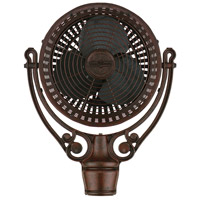 Old Havana Rust Fan Motor Assembly, Base and Wall Mount Sold Separately
