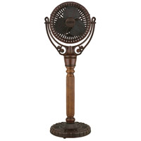 Fanimation Old Havana Pedestal Base Fan Accessory in Rust FPH21RS