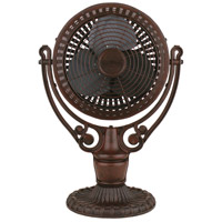 Fanimation Old Havana Floor/Desk Base Fan Accessory in Rust FPH41RS