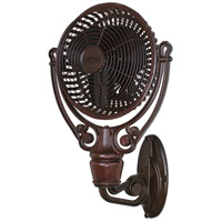 Fanimation FPH61RS Old Havana Rust Fan Wall Mount Accessory, Fan Motor Sold Separately